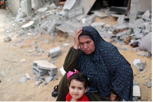Situation in Gaza is not a war, but it is state-sponsor terror