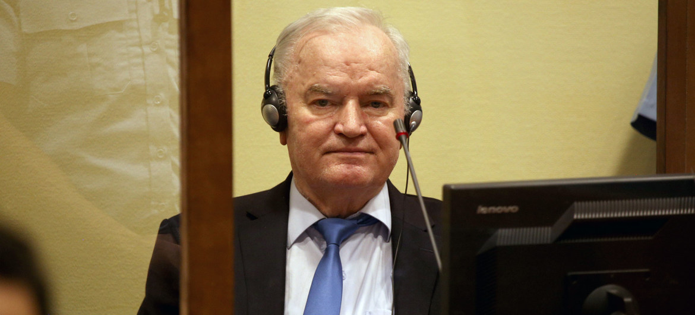 UN court upholds Ratko Mladić convictions and life sentence