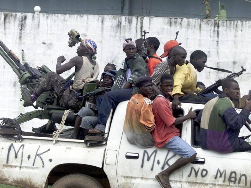 Swiss sentenced Liberian for war crimes