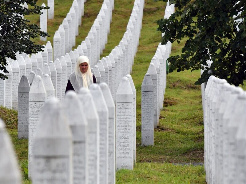 Genocide is genocide, be it in Srebrenica or elsewhere