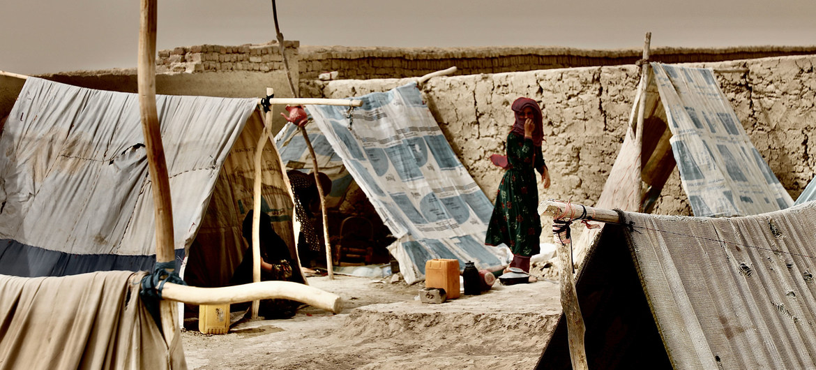 Afghanistan: 270,000 newly displaced this year