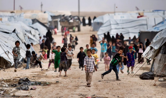 Islamic State Group Smuggling Boys to Desert Training Camps