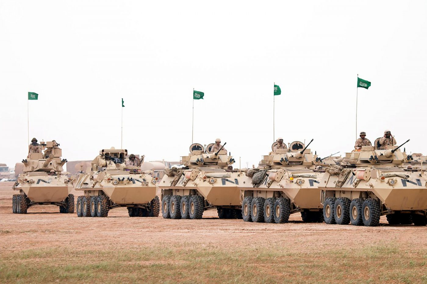 Canada's arms exports to Saudi Arabia violate int'l law